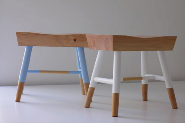 Alvo Stool by Brian Beck
