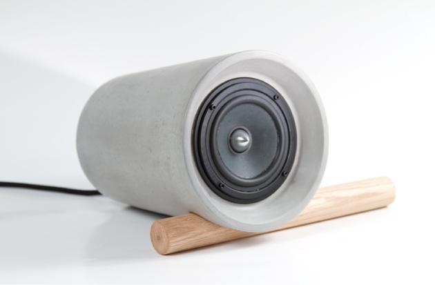 jack speaker concrete
