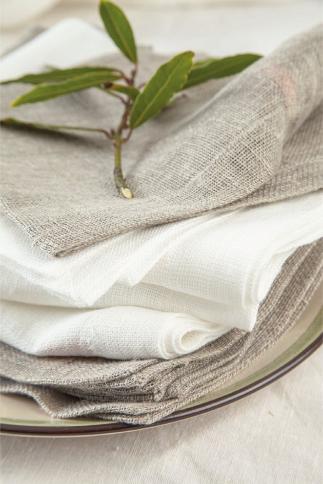 eco planet table linen