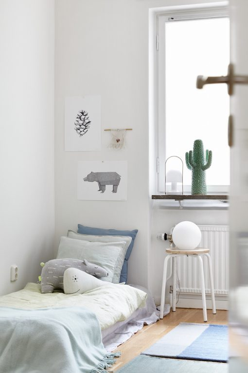 Kids Live Here | Creating calm kids rooms