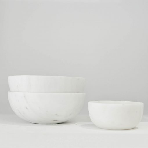 Marble bowls Gather Studio Newcastle