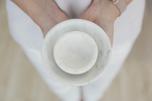 Marble bowl Gather Studio Newcastle